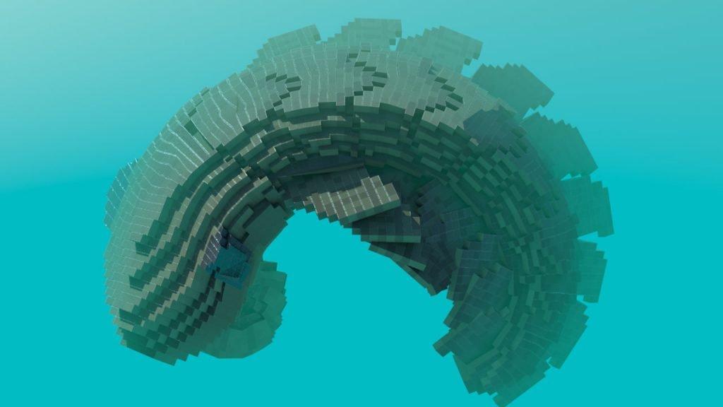 Anomalocaris Model - Joshua Watts