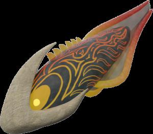 Guardian Creature Game Model