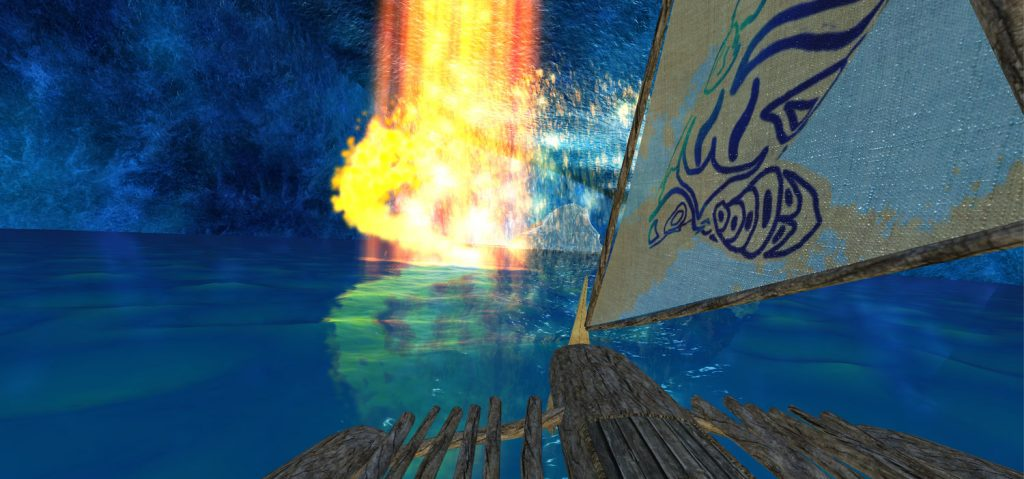 Voyage Gear VR Game