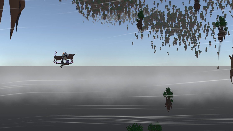 Lonely Skies Indie Game