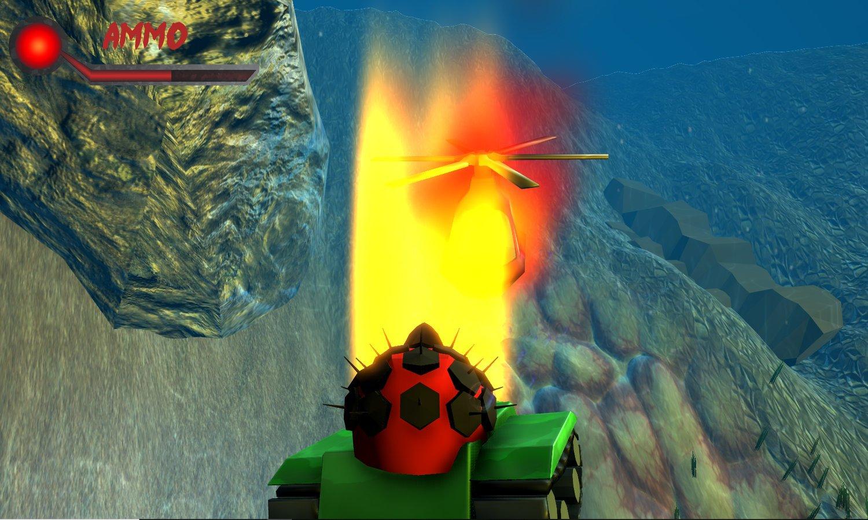 Pop Karts Arcade Tank Game - Shovel Jam