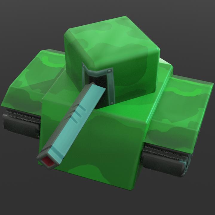 Pop Karts Tank Game
